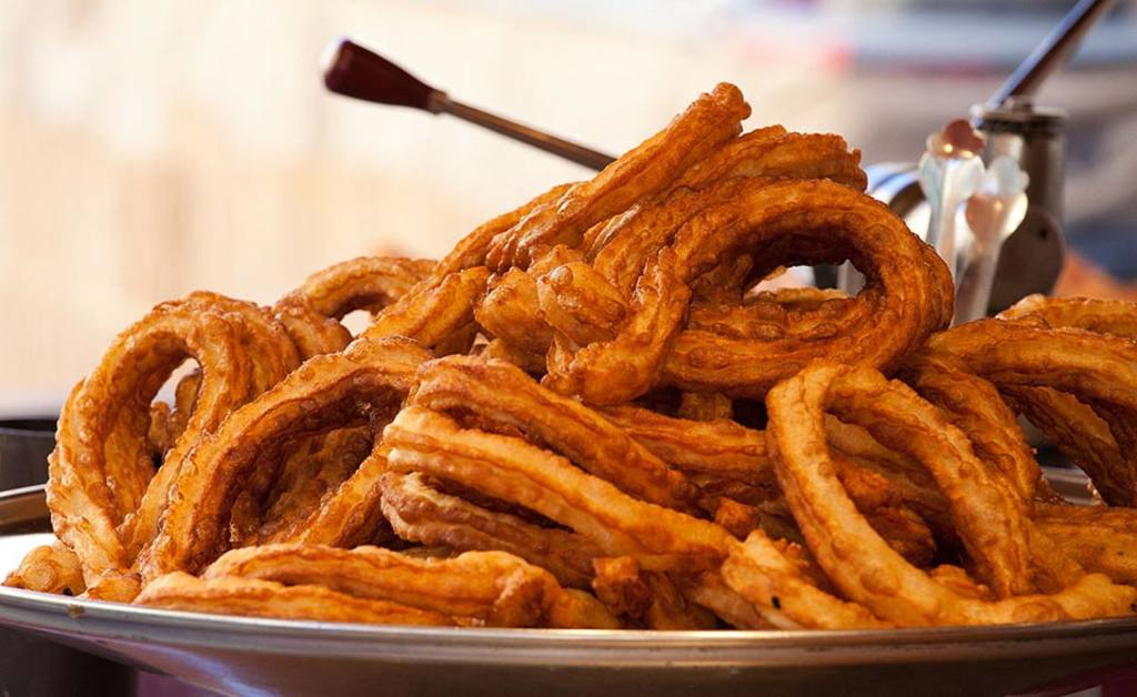 Churros de Madrid