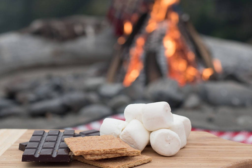 Ingredientes smores