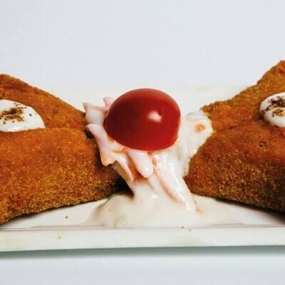 """reshmi chicken con raitha """"suave"""""""