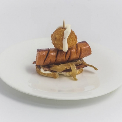 Drac picantswurt & cheese