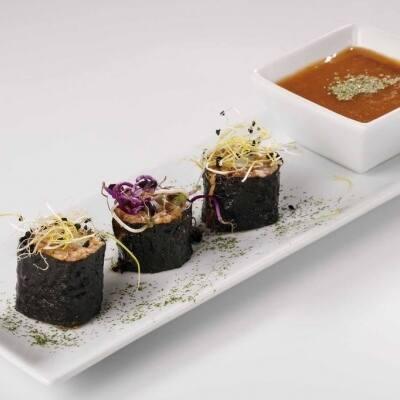 "La ""maki-sushi"" paella"