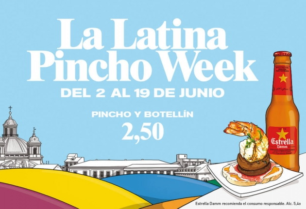 La Latina Pintxo Week 2016
