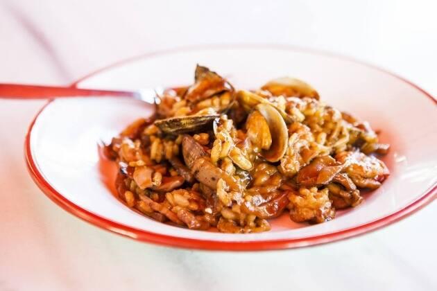 La Ribera, restaurantes Barcelona, dónde comer en Barcelona, tapas en Barcelona, paella de la Barceloneta
