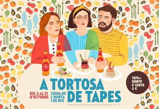 A Tortosa de tapes