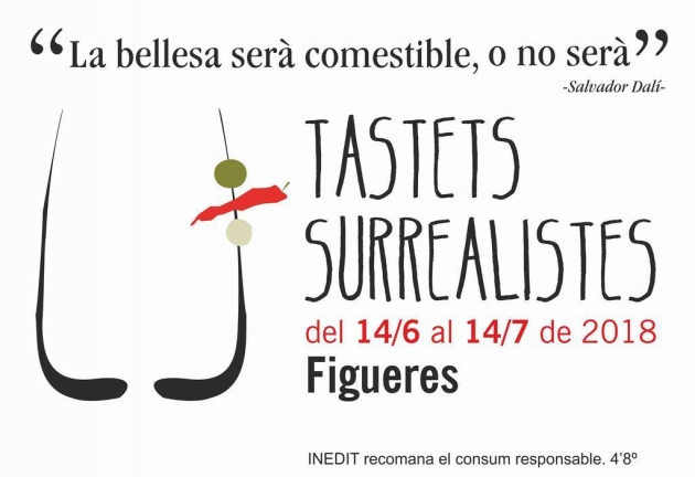 'Tastets Surrealistes' 2018