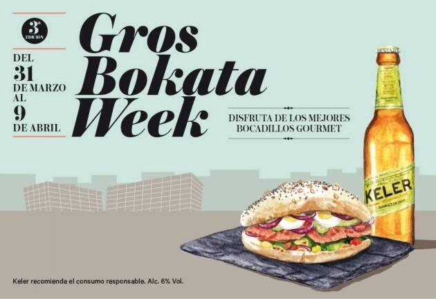 Gros Bokata Week