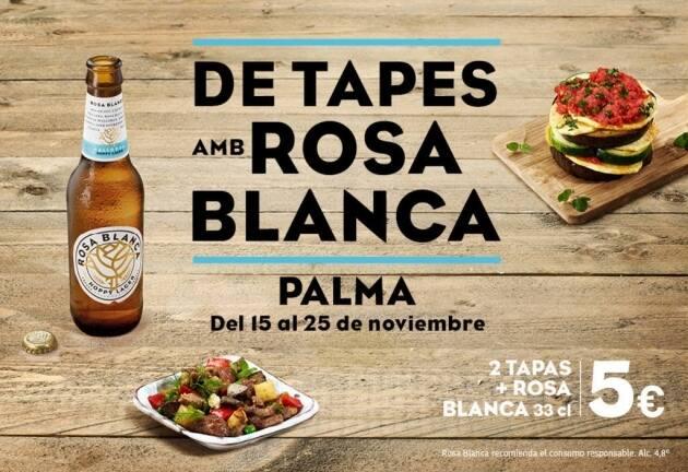 'De Tapes amb Rosa Blanca'