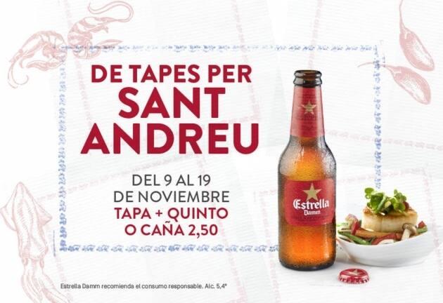 De Tapes per Sant Andreu 2017