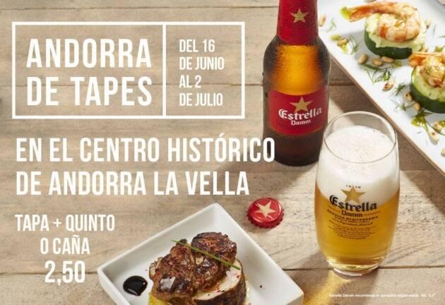 Andorra, Ruta de tapas, cerveza, Principado de Andorra
