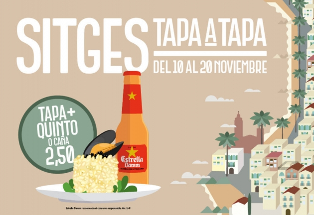 Sitges Tapa a Tapa