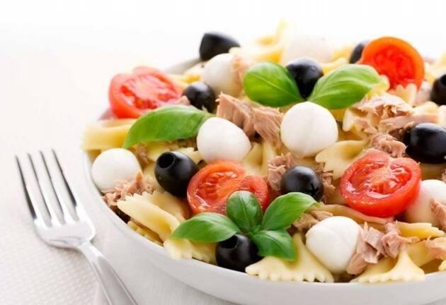 5 ensaladas de pasta para veraneantes