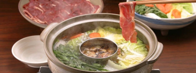 Resultado de imagen para comida japonesa El Shabu-shabu