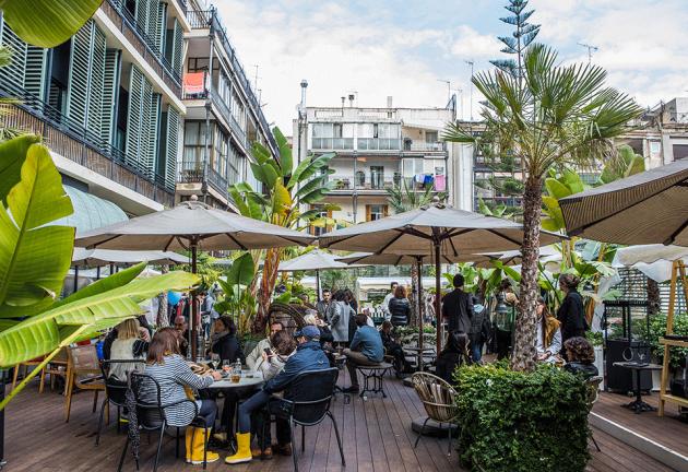 'La Algodonera Market Lab'