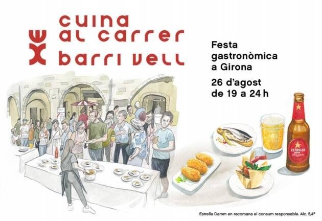 décima edición de 'Cuina al Carrer' de Girona