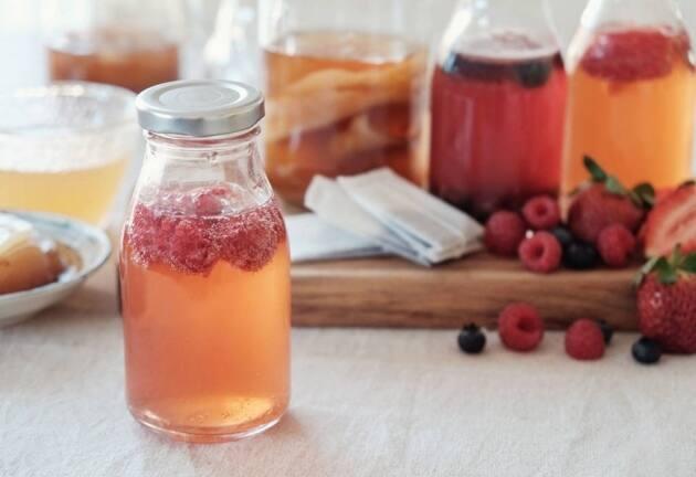 Bebidas probióticas, las aliadas de la salud intestinal