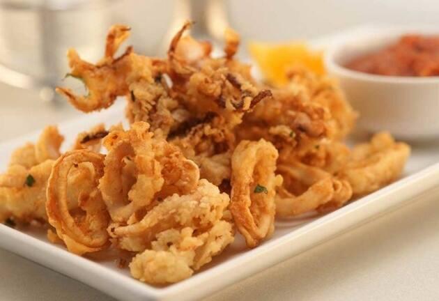 5 sitios para comer calamares fritos en Madrid