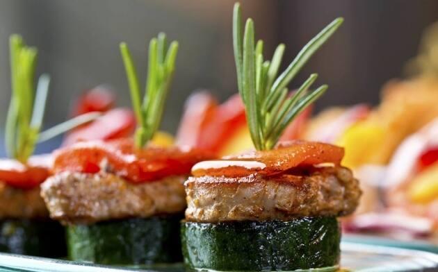 10 recetas de 39 finger food 39 o la moda de comer sin - Platos gourmet economicos ...