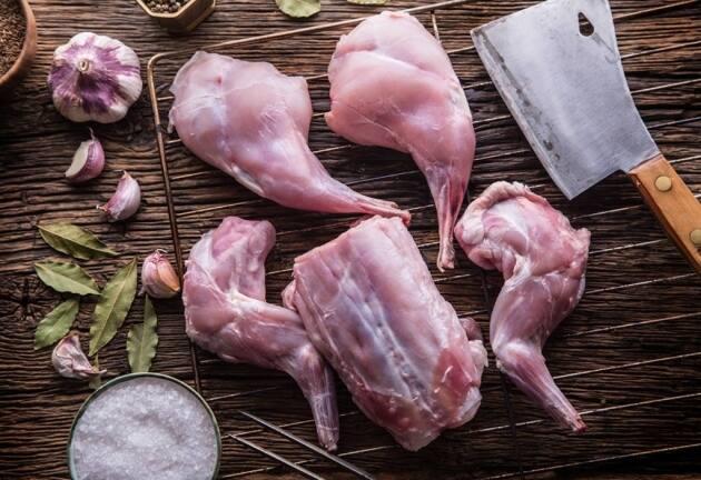 Conejo, la carne olvidada más sana y ligera