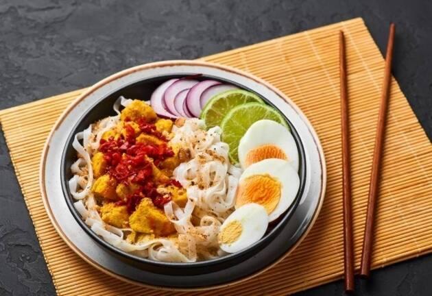 Gastronomía Birmana, una joya desconocida