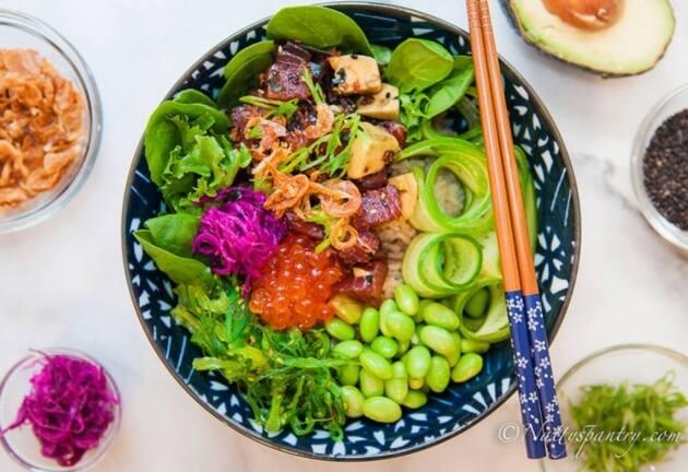 Poke Una Delicia Hawaiana Prácticamente Desconocida Gastronosfera
