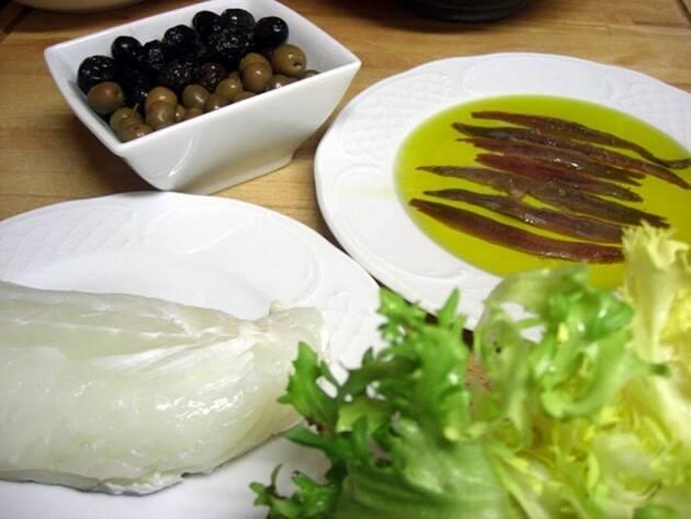 Xató, receta, propuesta gastronómica, receta de xató