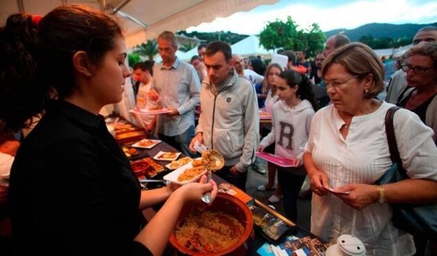 Muestra Gastronómica, Comercial y de Artesanos de Cabrils