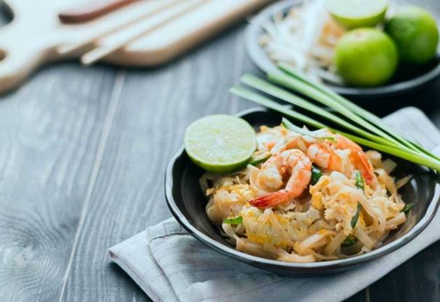 Cocina tailandesa para novatos
