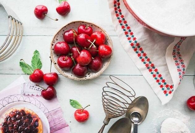 6 recetas con cerezas para disfrutar esta temporada