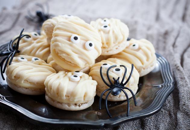 7 recetas para un Halloween terrorífico