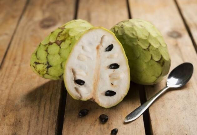La chirimoya, una fruta deliciosa y versátil