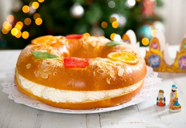 Cinco ideas para personalizar el roscón de Reyes