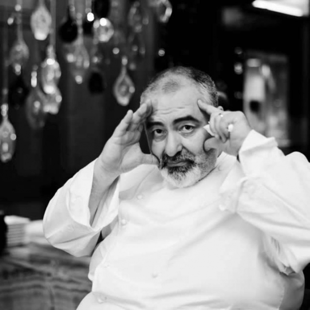'El Gusto de la Diversidad', Santi Santamaria | Gastronosfera
