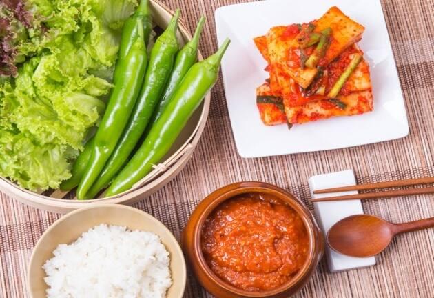 "Ssam y los Ssambap, la ""fingerfood"" de la cocina coreana"