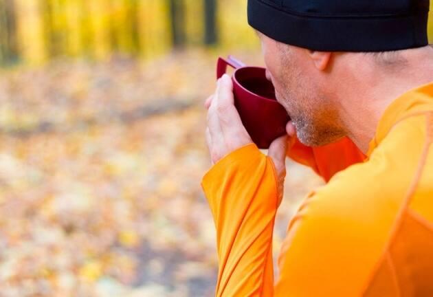 Té y deporte: el avituallamiento líquido más universal