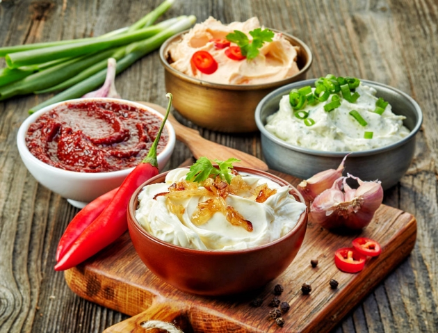 Dips, salsas para dipear, hummus, guacamole, nuevas salsas, recetas de salsas