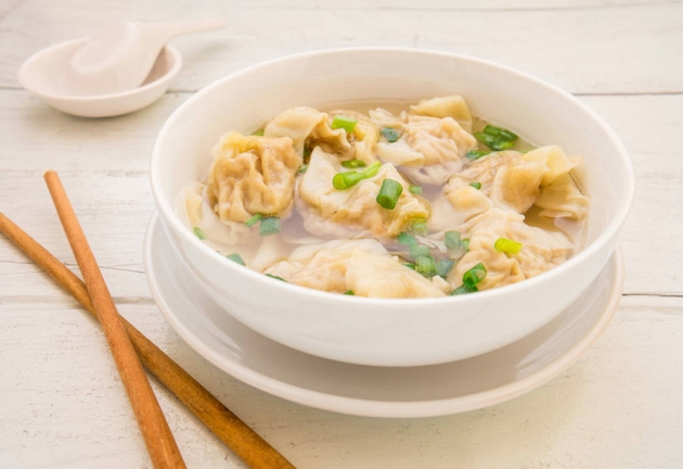 Wantan, mucho más que una sopa tradicional china