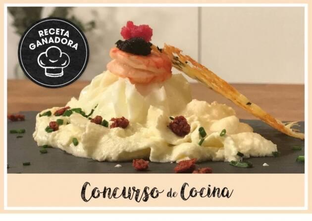 Receta Concurso de Cocina Gastronosfera