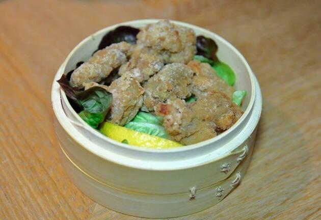 Karaage_pollo frito a la japonesa