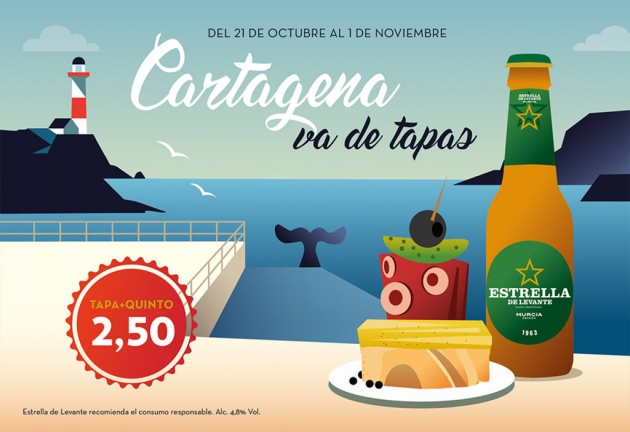 Cartagena va de tapas