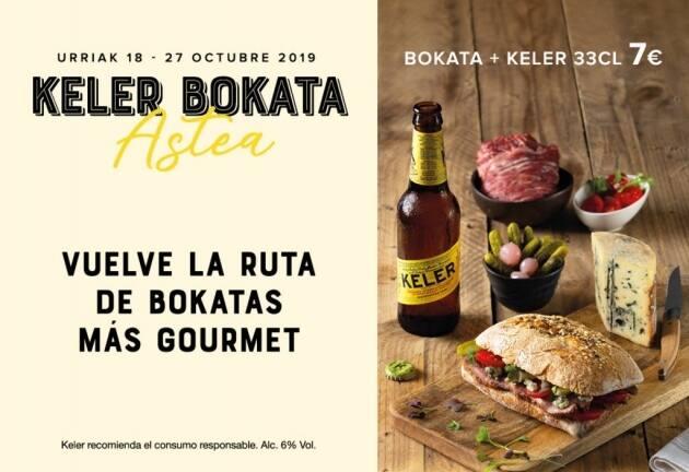 Keler Bokata Astea 2019