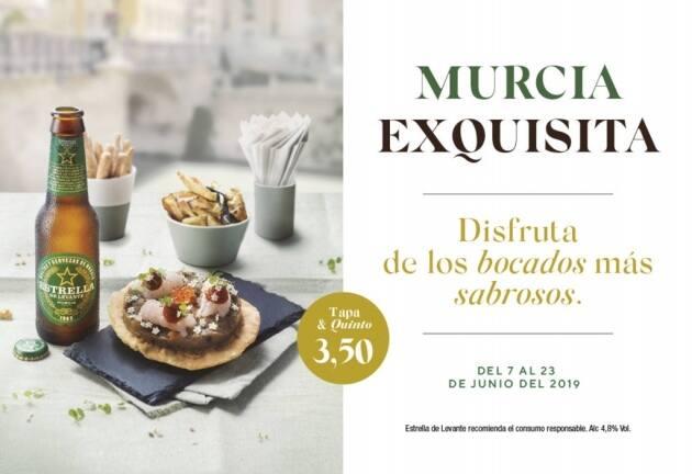Ruta de tapas 'Murcia Exquisita'