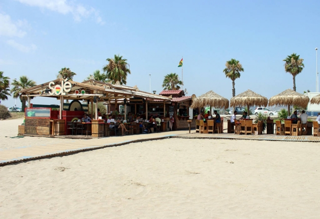 Solé Rototom Beach