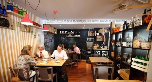 Julio verne gastronosfera - Restaurante julio verne ...