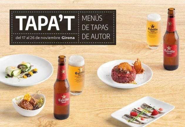 Tapa't Girona 2017. Menús de tapas