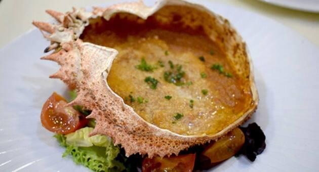 Curro Castilla, cocina vasca, Málaga, Restaurante