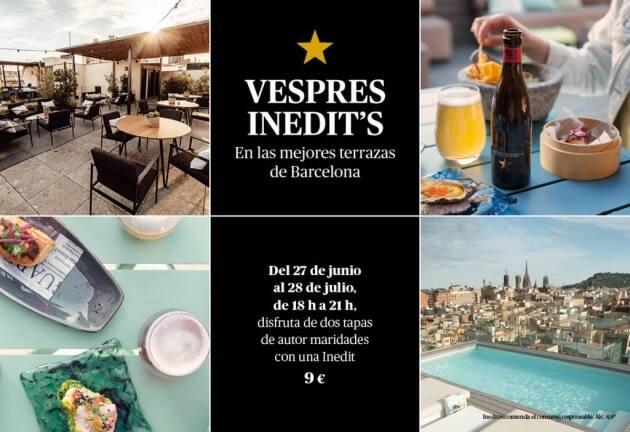 Vespres Inedit's 2019