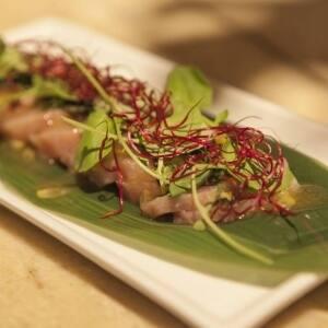 receta, sashimi de bonito, ChichaLimoná, restaurantes Barcelona