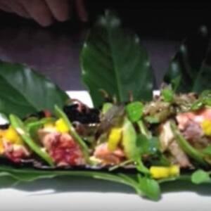 C mo preparar una ensalada de bogavante gastronosfera for Como cocinar un bogavante