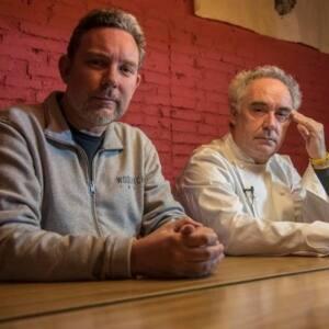 Ferran y Albert Adrià