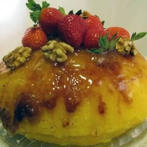 C mo se hace una tarta capuchina gastronosfera - Como se hace el almibar ...
